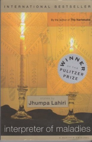 Interpreter Of Maladies - Stories Jhumpa Lahiri