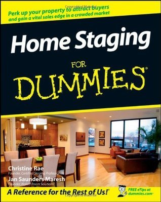 Home Staging For Dummies Christine Rae