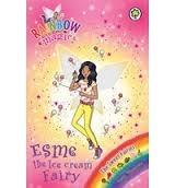 Esme the Ice Cream Fairy (Rainbow Magic: The Sweet Fairies, #2)  by  Daisy Meadows