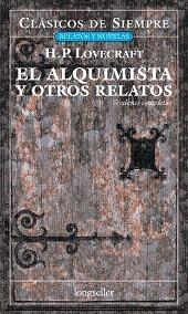 El alquimista y otros relatos  by  H.P. Lovecraft