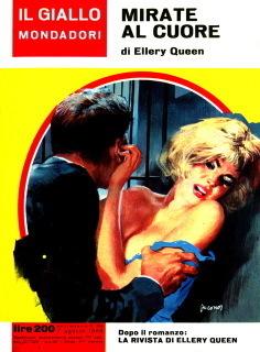 Mirate al cuore Ellery Queen