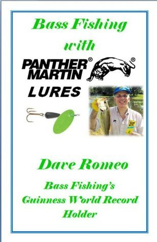 Bass Fishing with Panther Martin Lures Dave Romeo