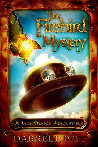 The Firebird Mystery (A Jack Mason Adventure, #1) Darrell Pitt