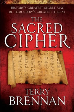 The Sacred Cipher (The Jerusalem Prophecies, #1) Terry Brennan