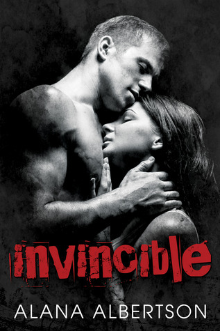 Invincible (The Trident Code, #1)  by  Alana Albertson
