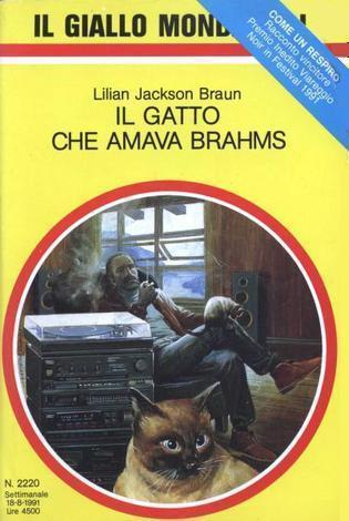 Il gatto che amava Brahms Lilian Jackson Braun