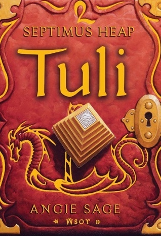 Tuli (Septimus Heap, #7)  by  Angie Sage