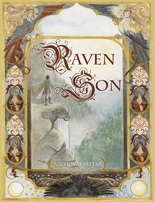 Raven Son  by  Nicholas Kotar