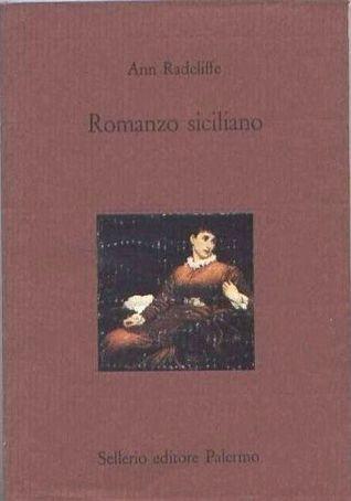 Romanzo siciliano Ann Radcliffe