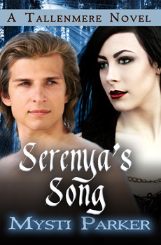 Serenyas Song (Tallenmere, #2)  by  Mysti Parker