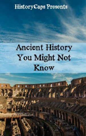 Ancient History You Might Not Know Ross Slane