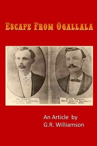 Escape From Ogallala  by  G.R. Williamson
