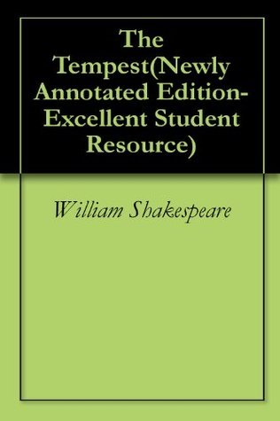 The Tempest(Newly Annotated Edition-Excellent Student Resource)  by  William Shakespeare