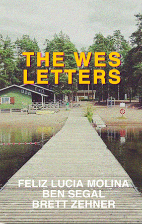The Wes Letters  by  Feliz Lucia Molina