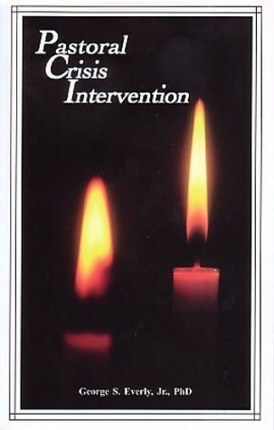 Pastoral Crisis Intervention  by  George S. Everly Jr.