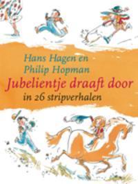 Jubelientje draaft door : in 26 stripverhalen Hans Hagen