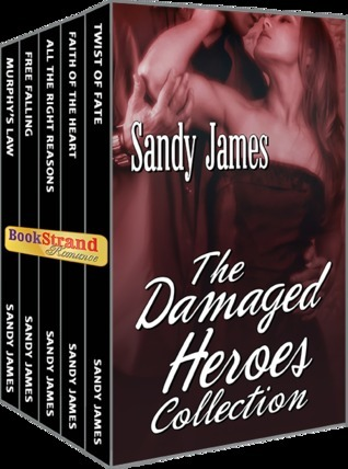 The Damaged Heroes Collection Sandy James