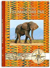Kilimandžāro ēnā: Kājām pāri Austrumāfrikai  by  Rick Ridgeway