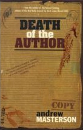 Death of the Author Andrew Masterson