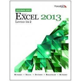 Excel 2013 Level 1+2-W/CD Nita Hewitt Rutkosky