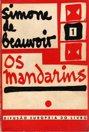 Os Mandarins: Volume 1  by  Simone de Beauvoir