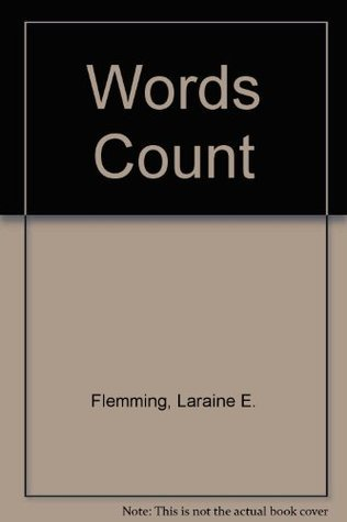 Words Count With Student Cd Rom Laraine Flemming