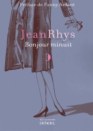 Bonjour minuit Jean Rhys