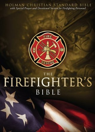 HCSB Firefighters Bible, Red LeatherTouch Holman Bible Publisher