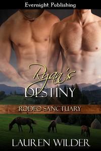 Ryans Destiny  by  Lauren Wilder