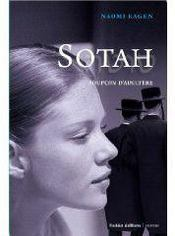 Sotah, soupçon dadultère  by  Naomi Ragen