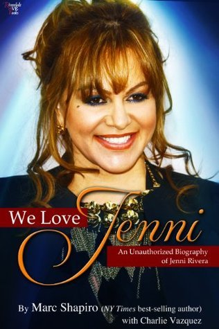 We Love Jenni  by  Marc Shapiro