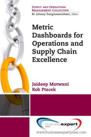 Metric Dashboards for Operations and Supply Chain Excellence Jaideep Motwani