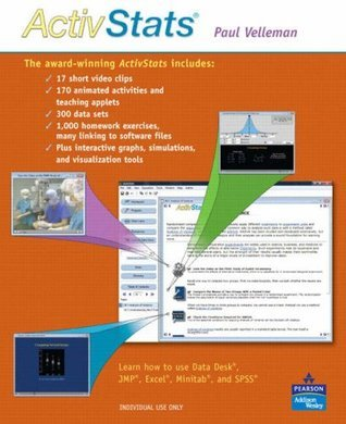 Activstats  by  Pearson
