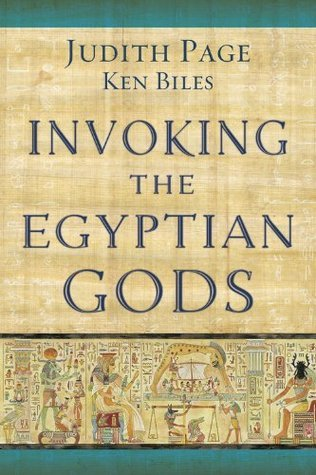 Invoking the Egyptian Gods  by  Judith Page