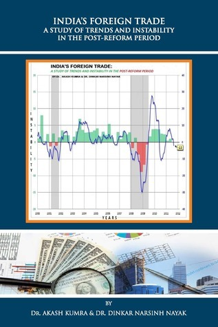 Indias Foreign Trade : A Study of Trends and Instability in the Post-Reform Period Dinkar Narsinh Nayak