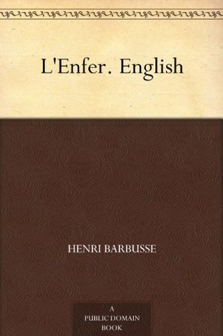 LEnfer. English Henri Barbusse
