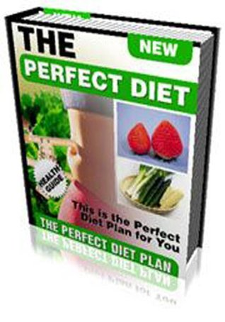 The Perfect Diet - This Is The Perfect Diet Plan For You!  by  Manuel Ortiz Braschi