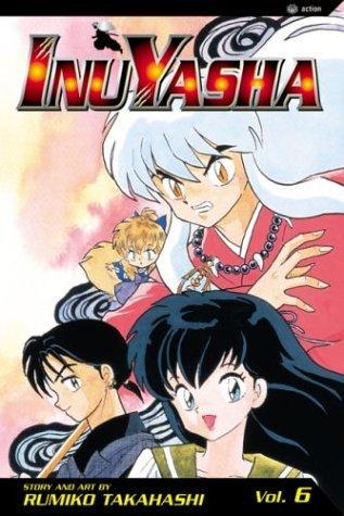 InuYasha, Vol. 6  by  Rumiko Takahashi