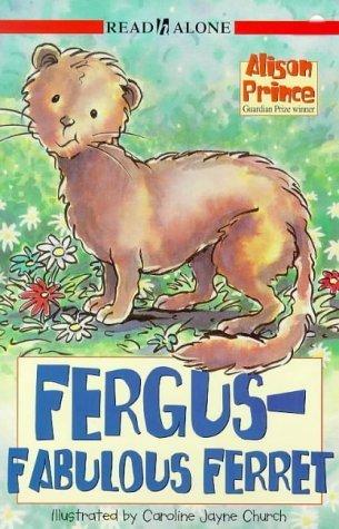 Fergus - Fabulous Ferret Prince