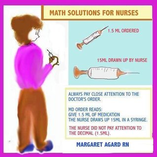 Math Solutions for Nurses Margaret Agard