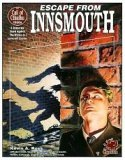 Escape From Innsmouth  by  Kevin Ross