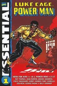 Essential Luke Cage, Power Man, Vol. 1  by  Roy Thomas