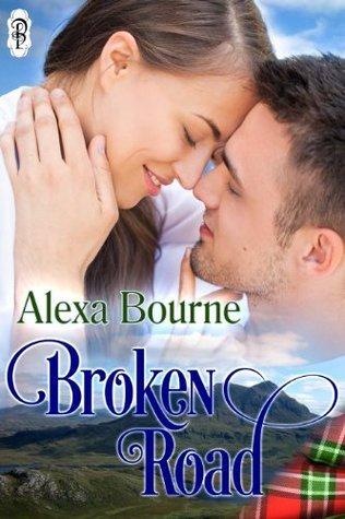 Broken Road  by  Alexa Bourne