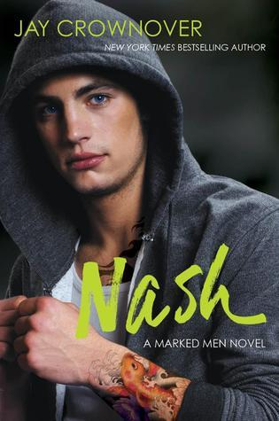 Nash (Marked Men, #4)  by  Jay Crownover
