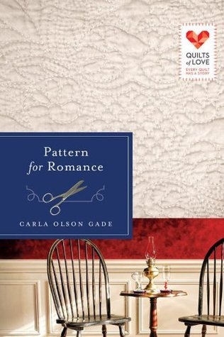 Pattern for Romance Carla Olson Gade