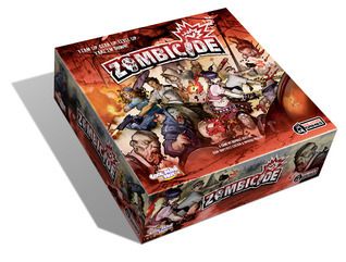 Zombicide  by  Guillotine Games