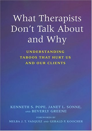 Ethics in Psychotherapy and Counseling: A Practical Guide for Psychologists  by  Kenneth S. Pope