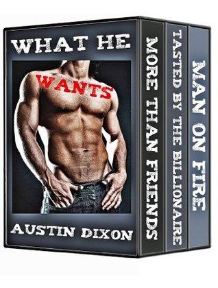 What He Wants (COMPLETE BOX SET) Austin Dixon