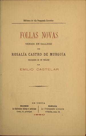 Cantares Gallegos Rosalía de Castro