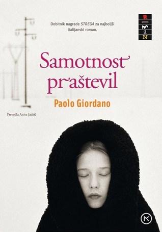 Samotnost praštevil  by  Paolo Giordano